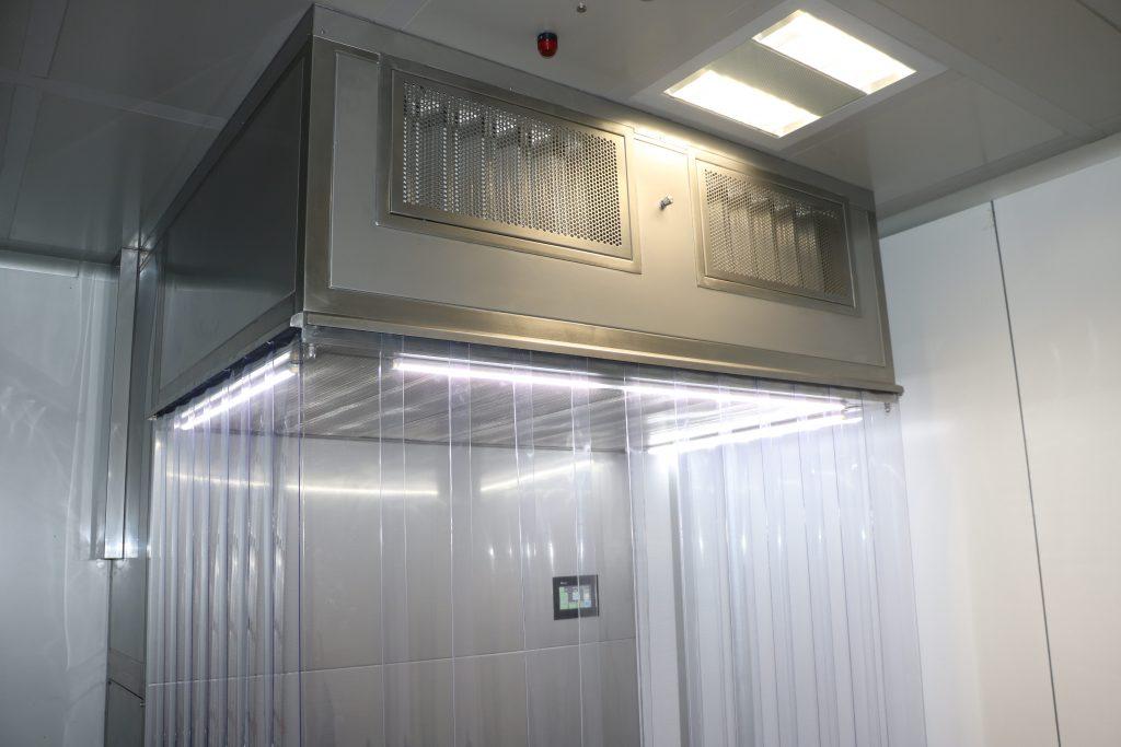 Laminar Flow Cabins For Weighing And Sampling Ulpatek